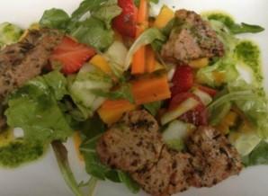 Maaltijd-salade snel gemaakt